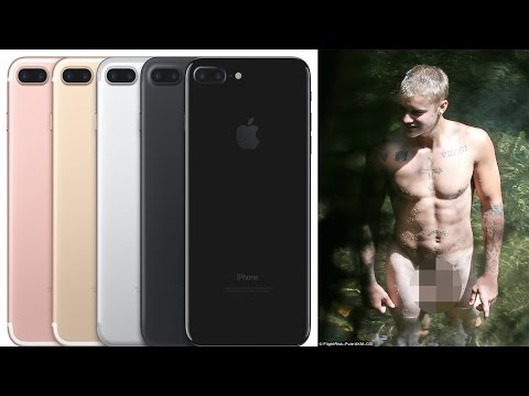 What iPhone 7 and Justin Biebers Pee Pee Have in Common