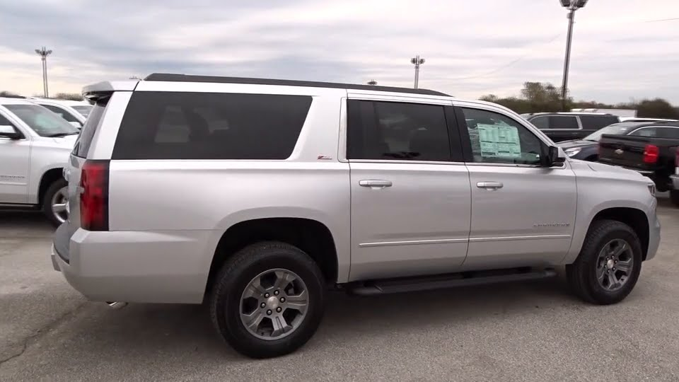 2017 Chevrolet Suburban San Antonio Houston Austin