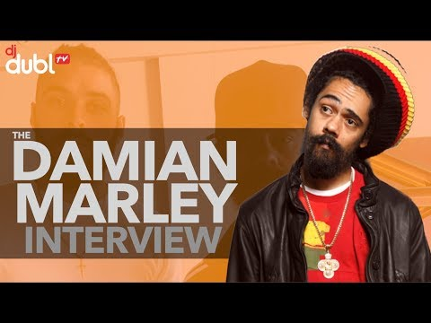 Damian Marley Interview - Jay Z tried to sign him to Def Jam, Bob Marley & breaks down 'Stony Hill'