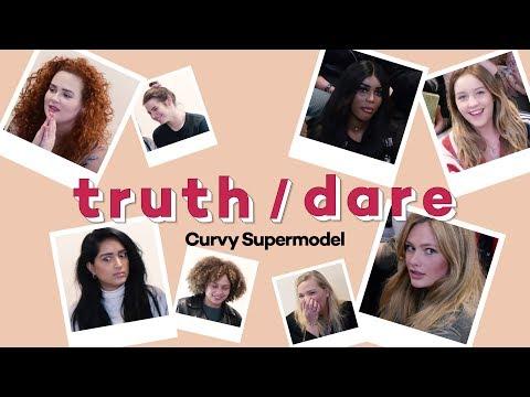 Truth or Dare | met de meiden van Curvy Supermodel | Glamour