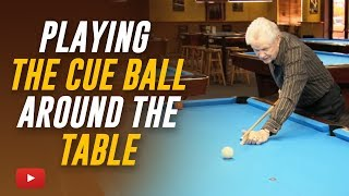 Pool Secrets - Playing the Cue Ball Around the Table - Ray Martin