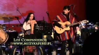 Zespół Los Companieros -  El Condor Pasa -  Lot Kondora - Muzyka z Peru