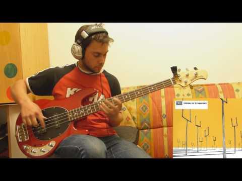 Muse - Hyper music [Bass Cover]