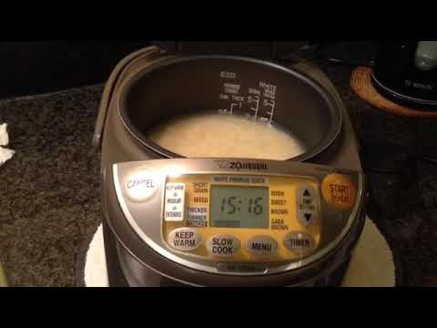 How To Use Japanese Rice Cooker & How To Set
