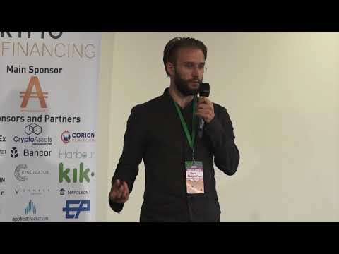 CRYPTOFINANCING PITCH | CINDICATOR