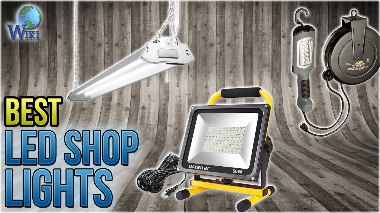 10 Best Led Shop Lights 2018 Youtube
