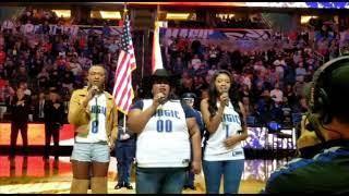 "Chapel Hart - ""The Star Spangled Banner""  (Orlando Magic)"