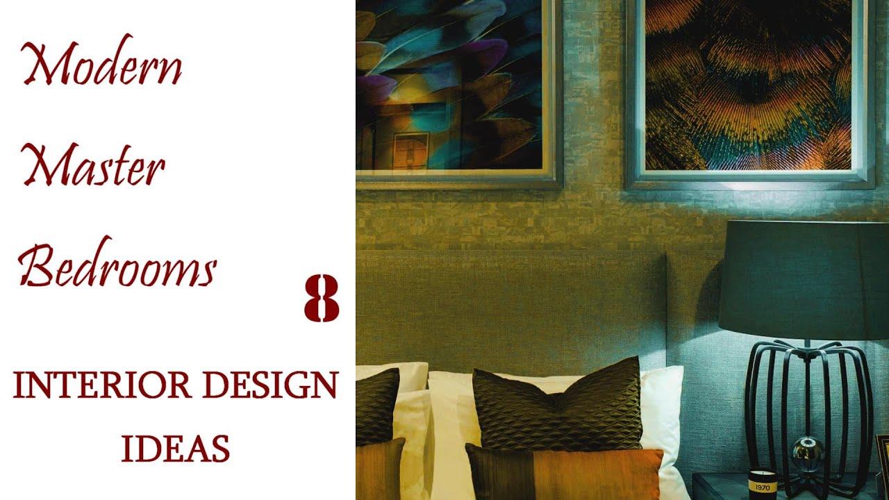 Modern, Bright and Elegant Bedrooms | Interior Design
