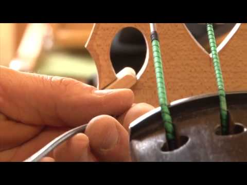 Best Upright Bass Pickups – Installation  Part One