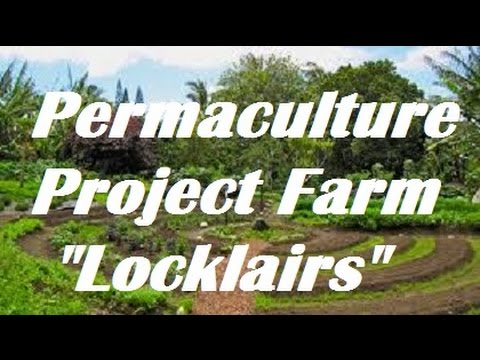 Locklairs Permaculture Project Farm: Spring Thanks  Tour 2017