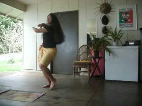 Tahitian Dance - Fakateretere
