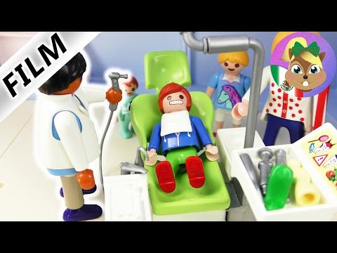 Película Playmobil: ¡LA FAMILIA PÉREZ VA AL DENTISTA! | Serie Familia Pérez