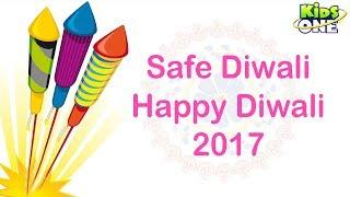 Safe Diwali | Happy Diwali 2017 Greetings | Deepavali Wishes Funny Video - KidsOne