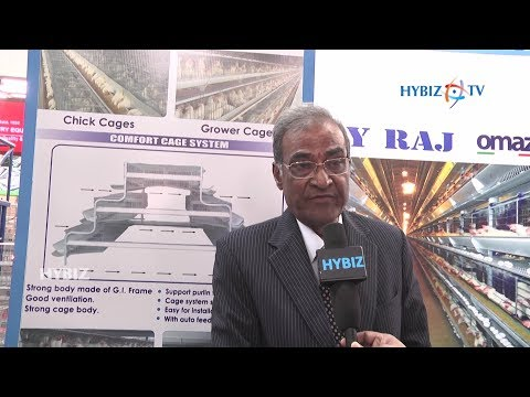 Vijay Raj Poultry Equipments Pvt Ltd | Vijay Singh Bayas Chairman | Poultry India 2018