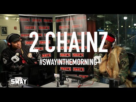 "2 Chainz on Recording ""ColleGrove"" with Lil Wayne, Freestyles off the Top + Remembering Fresh"