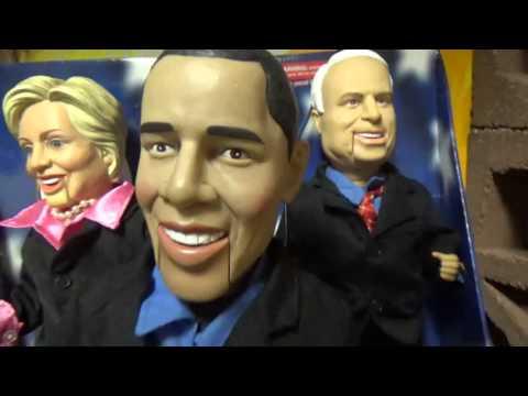 Gemmy Animated Dancing Senator Obama