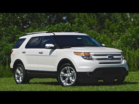 2014 ford explorer whats new - Ford Explorer 2014 Limited