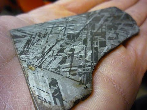 3.7 Meteorites