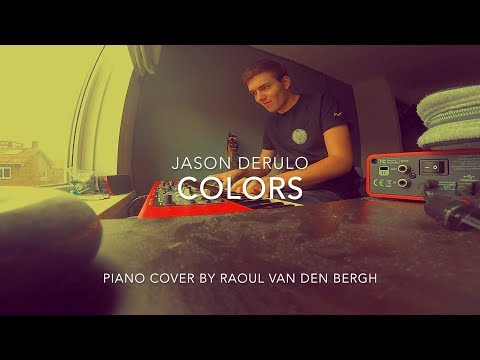 Jason Derulo - Colors (Coca-Cola® Anthem for the 2018 FIFA World CupTM)  (Piano Cover + Sheets)