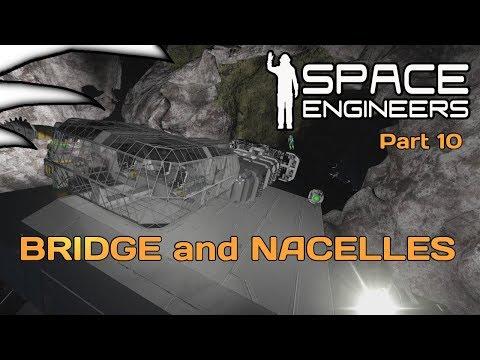 Space Engineers Multiplayer Part 10 | Haladmer, SmooreMC85, Adreden | 4k