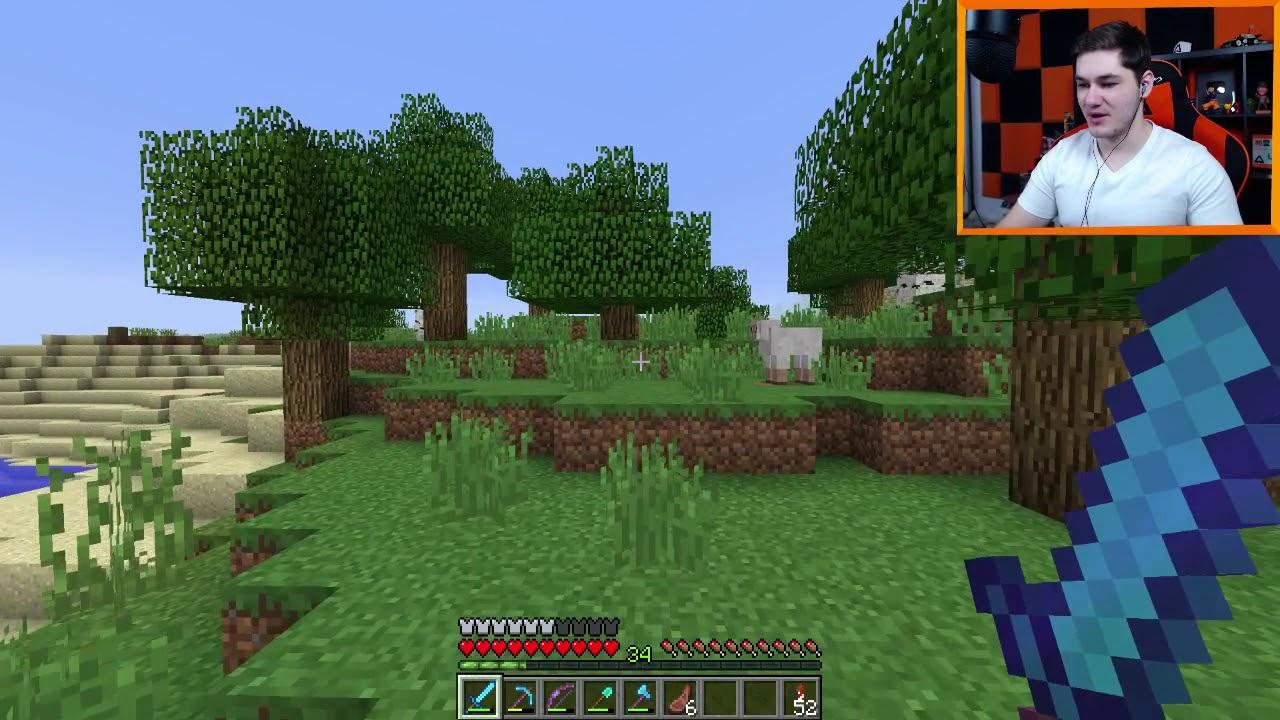 """Minecraft #289 –  """"Live z singla!"""""""