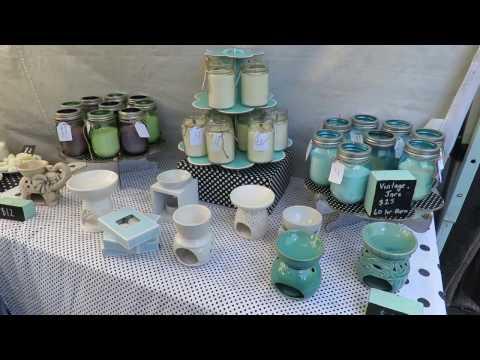 Vlog   Glebe Markets   Sydney
