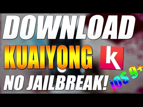 How To Download KuaiYong On IOS 9.0 And Above -100% WORKING