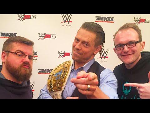The Miz - Das BESTE INTERVIEW aller Zeiten: WWE in Hamburg