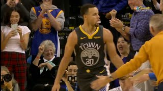 Stephen Curry GAME WINNER vs Clippers