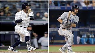 New York Yankees vs Tampa Bay Rays Highlights || June 23, 2018