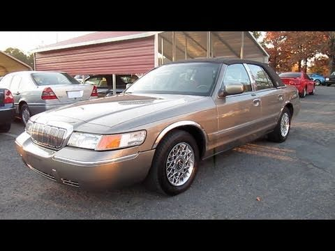 Get 2001 Grand Marquis Engine