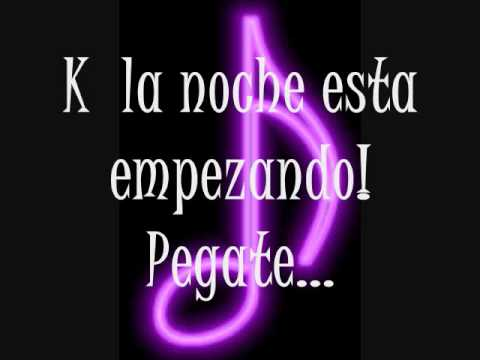Angel Y Khriz-Na De Na Lyrics