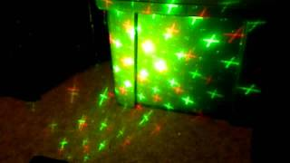 American DJ Micro Gobo Laser Product Review by: DJ JD Bass - 3 PK