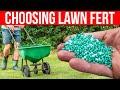 Fertilize Your Lawn - Beginner's Guide to Understanding Fertilizer