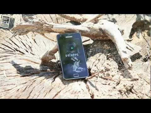 Обзор Samsung Galaxy S 2