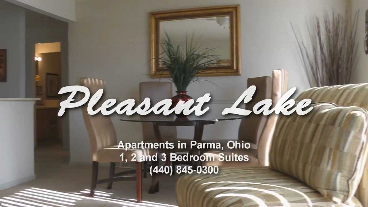 Hd Video Tour Of A One Bedroom Apartment At Pleasant Lake