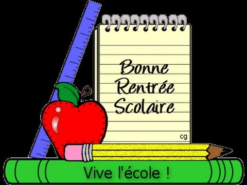 rentr e scolaire programme de la cha ne youtube. Black Bedroom Furniture Sets. Home Design Ideas