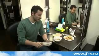 В.Манучаров о том как похудеть к лету. 1 канал (13.04.14)