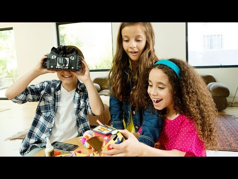Maze by Seedling - Design Your Own Virtual Reality for Kids Game