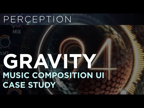 Heavyocity- Gravity Music Composition Software UI Design Case Study