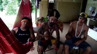 Reggae com Cantor do Xingu, Lappa Yawalapiti, Banda - Sonissini Mavutsni- Yawalapiti