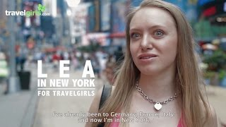 Lea in New York – Travelgirls.com