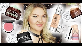 NEW IT COSMETICS PRODUCTS | TRY ON FIRST IMPRESSIONS