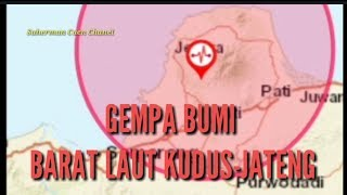 Download Video GEMPA BUMI 22 MEI 2019  BERKEKUATAN 4.2 MAGNITUDO DI BARAT LAUT KUDUS-JATENG MP3 3GP MP4