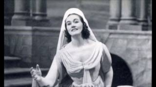 Young Joan Sutherland sings the Israelite Woman with breathtaking