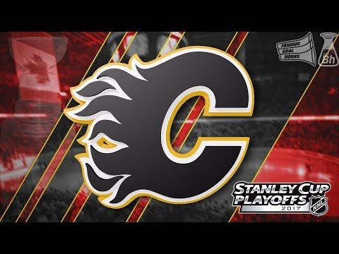 Calgary Flames 2017 Playoffs Goal Horn