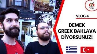 Yunan Mahallesinde Türklerin Dans Savaşı :)│Vlog 4