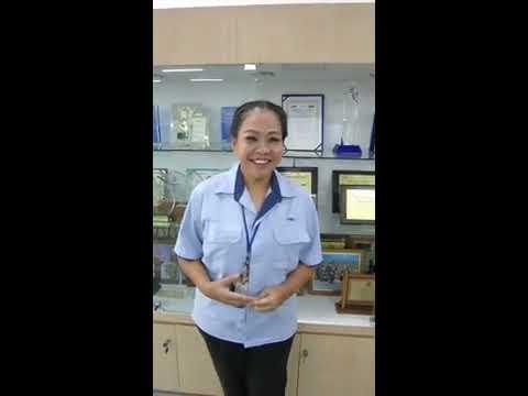 GMCA2018 สารจาก NEC Platforms Thai Co , Ltd