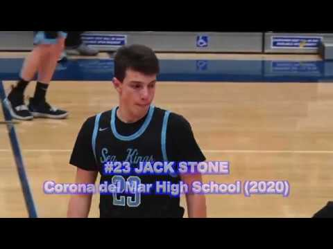 Jack Stone, Corona del Mar High School (2020)