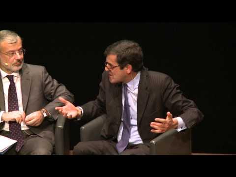 Rui Moreira e Adriano Moreira debateram o estado da Nação em Serralves